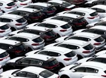 The Russian car market dropped to the fifth place in Europe in March