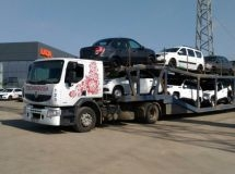 Export of passenger cars grew by 65% in January-February