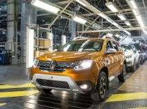 The largest manufacturers of passenger cars in Russia for the 1st quarter are named