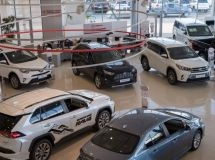 In the Russian Federation more than a half of sold vehicles occupied by SUV segment