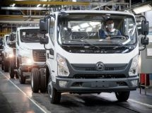 The largest manufacturers of commercial vehicles in the Russian Federation for the 1st quarter became known