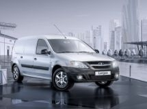 AVTOVAZ stopped the sales of LADA Largus CNG van