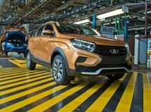 AVTOVAZ increased the production by 13% in the 1st quarter
