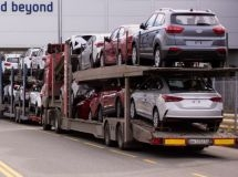 Export of passenger cars grew by 11% in the 1st quarter