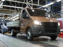 GAZ increased its LCV production by 19% in the 1st quarter