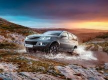 Haval completes the production of H5 SUV in Russia