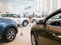 Russian car market almost quadrupled in April