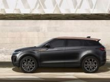 New special series RangeRoverEvoque will appear in Russia