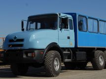 """GAZ Group"" will deliver 150 of special vehicles on chassis ""Ural"" to ""Surgutneftegas"""