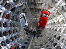 Russian car market fell down on the third place in Europe in March