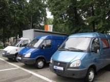 There are about 8 million commercial vehicles in Russia