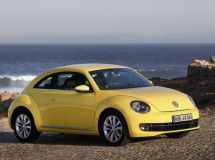 Volkswagen called the Russian prices for new Beetle