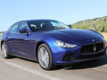 Maserati has announced new prices for Russian Ghibli