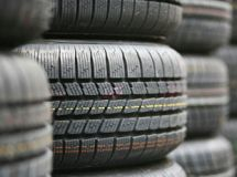 Imports of tires in Russia began to fall
