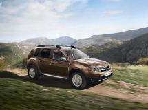 Renault presents a Russian all-wheel drive Duster with automatic transmission