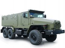 GAZ Group will deliver its vehicles Ural of new generation to Russian Interior Forces