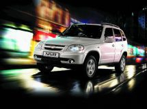 Chevrolet Niva will be more expensive by 10 thousand rubles from January 1st