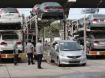 Imports of passenger cars in January-February fell by 15.5%