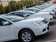 Nissan became the leader of the Moscow car market